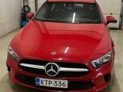 käytetty Mercedes A180 d A Business Style (MY18.Q)