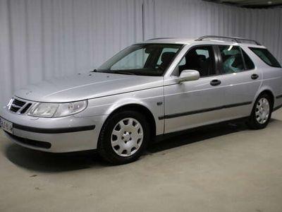 käytetty Saab 9-5 Wagon 2.0 t Linear Business autom. - TURVALLINEN JA