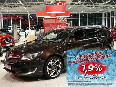 käytetty Opel Insignia Sports Tourer Sport 2,0 CDTI 4x4 Start/Stop 125kW MT6