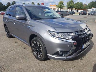 käytetty Mitsubishi Outlander P-HEV Autom 4WD Business, Plug-In Hybridi, Nahkasisusta, Peruutuskamera, S.toim.takaluukku, LED