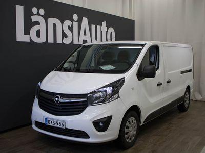 käytetty Opel Vivaro Van Edition L2H1 1,6 CDTI BiTurbo 92 kW MT6 **** LänsiAuto Safe -sopimus hintaan 590€. ****