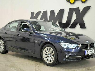 käytetty BMW 320 320 d xDrive Sedan / Sporttipenkit / Sisälämmitin & akkulaturilla / Juuri saapunut