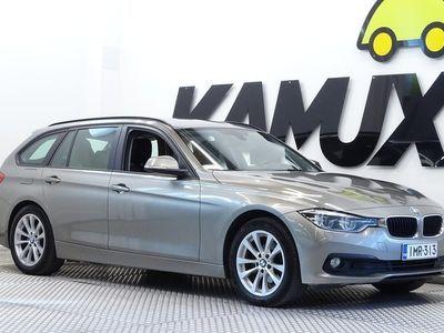 käytetty BMW 318 318 F31 Touring d xDrive 40th YearEdition / Lohkolämmitin / Pysäköintitutka / Bluetooth / SUOMI-auto