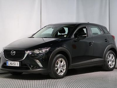 käytetty Mazda CX-3 2,0 (120) SKYACTIV-G Premium 6MT EA2