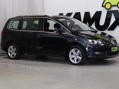 käytetty VW Sharan Highline 2,0 TDI 110 kW (150 hv) 4MOTION / Tulossa Rovaniemelle! /