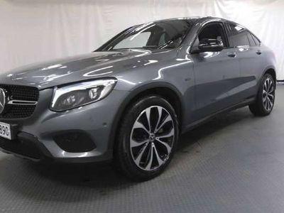 käytetty Mercedes GLC350 e Coupé 4Matic A Premium Business-Vetokoukku, Navi, Nahkaverhoilu,ilmajousitus yms.-