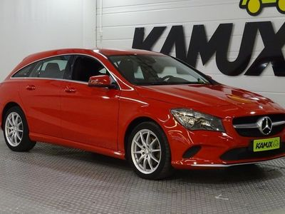 käytetty Mercedes CLA220 Shooting Brake CDI 4Matic A Premium Business // TULOSSA RAAHEEN //