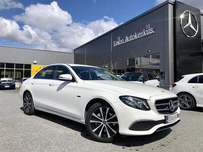 käytetty Mercedes E300 EA Business Edition EQ Power **UUSIN MALLI - MULTIBEAM LEDIT / KAMERA & TUTKAT / AVANTGARDE**