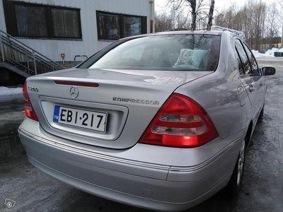 käytetty Mercedes C200 Kompressor, Rahoitus mahd
