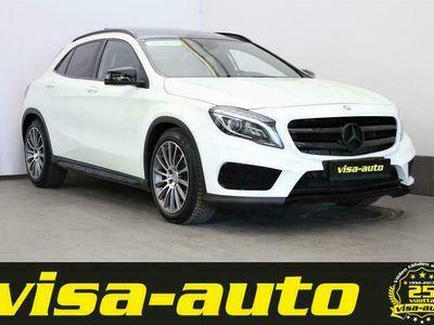 käytetty Mercedes GLA220 CDI 4Matic Offroad AMG A *Panorama, Harman&Kardon*