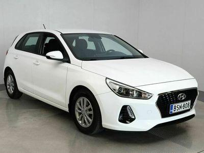 käytetty Hyundai i30 1,4 T-GDI 7DCT fresh plus Automaatti / Peruutuskamera / Kaistavahti / Ratinlämmitys