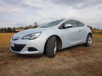 käytetty Opel Astra GTC Sport 1,4 Turbo ecoFLEX Start/Stop 103kW MT6