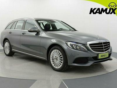 käytetty Mercedes C200 d T A Premium Business / Tulossa myyntiin / BLIS / Navi / LED-ajovalot /