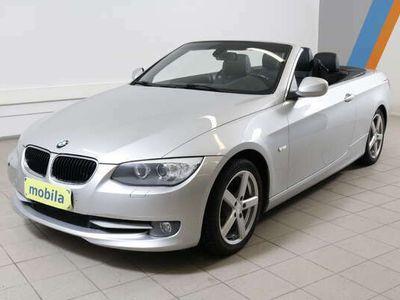 käytetty BMW 320 Cabriolet A E93 **Huippuhieno avo ** **** Korko 0,99% + min. 1500 EUR takuuhyvitys ****