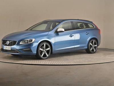 käytetty Volvo V60 D4 Classic R-Design A (MY18.1) -Koukku, Navi-