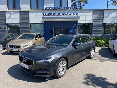 käytetty Volvo V90 V90D4 Business Aut. Adaptiivinen vakkari, keyless, yms.