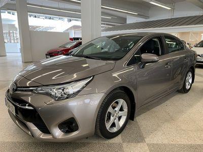 käytetty Toyota Avensis 1,6 Valvematic Life Sedan * uusi korinen*