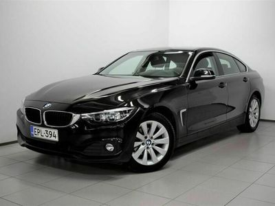 käytetty BMW 420 Gran Coupé F36 420i A xDrive Business Exclusive Edition Prof. Navi, BPS Takuu 24kk/40tkm EPL-394 | Laakkonen