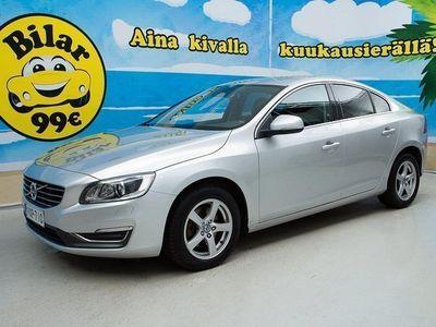 käytetty Volvo S60 D4 Business aut - // JAKOPÄÄ TEHTY / RATINLÄMMITYS / NAVI / P.LÄMMITIN / CRUISE // - *NYT ON OSTAJAN
