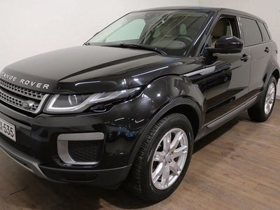 käytetty Land Rover Range Rover evoque Plus 2,0 TD4 180 Aut SE