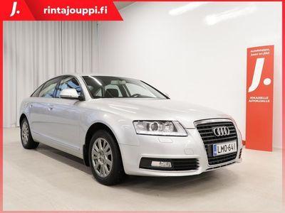 käytetty Audi A6 Sedan 2,0 TFSI multitronic *** J. kotiintoimitus