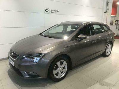 käytetty Seat Leon ST 2,0 TDI 150 4Drive Style *** HYVITYS VÄHINTÄÄN 1000 €*