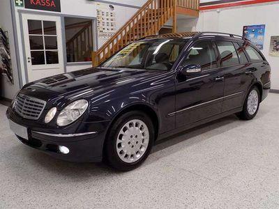 käytetty Mercedes E280 CDI V6 (3.0) aut. (7-vaiht. Plus) Touring Elegance