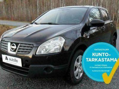 käytetty Nissan Qashqai KOTIINTOIMITUS 1.6 Acenta 4x2 5-ov Tarkastettuna, Rahoituksella, Kotiin toimitettuna