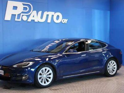 käytetty Tesla Model S 75 D - Lasi