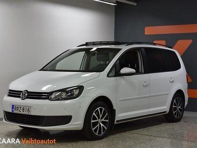 käytetty VW Touran Comfortline 1,6 TDI 77 kW (105 hv) DSG 7P **Panoramakatto,webasto **