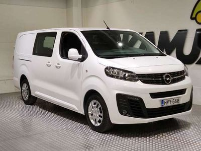 käytetty Opel Vivaro Van Enjoy L 2,0 Diesel Turbo S/S 130 kW AT8