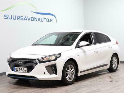 käytetty Hyundai Ioniq DCT hybrid Comfort ** TYYLIKÄS HYBRIDI EDULLISESTI! **