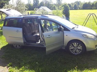 käytetty Mazda 5 vm 2006