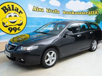 käytetty Honda Accord 2.4i Executive Aut. ** HUIPPUVARUSTEET ** - *0 KORKO 0, HULLU BLACK WEEK!!!!*