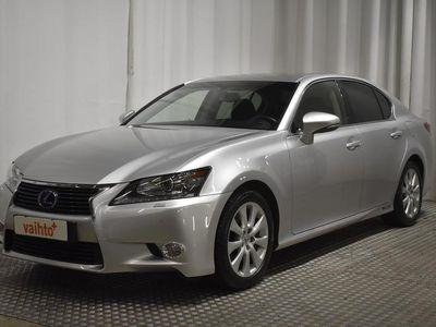 käytetty Lexus GS300h Hybrid A Executive (MY14)