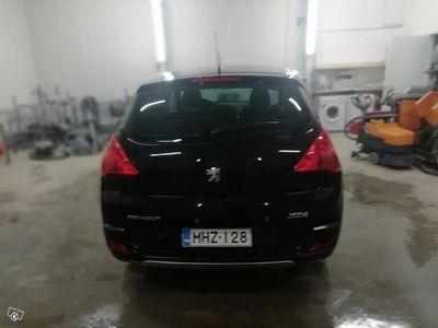 käytetty Peugeot 3008