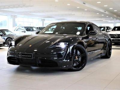 käytetty Porsche Taycan Turbo Surround View, Panorama, PDLS, Nelipyöräohjaus, PASM, Taycanit SCC:lta nopeaan toimitukseen!