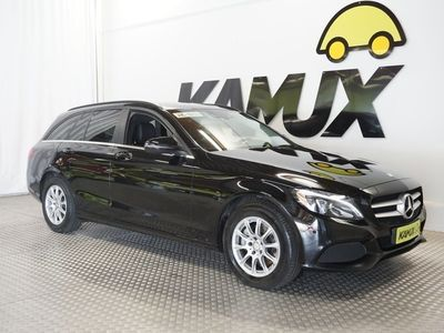käytetty Mercedes C220 d T A Premium Business // HUD / LILS / Burmesterin äänentoisto / Nahkat //