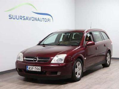 käytetty Opel Vectra Wagon 3,2 V6 **Vähän ajettu**