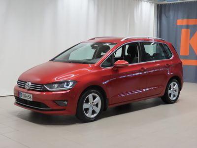 käytetty VW Golf Sportsvan Highline 1,2 TSI 81 kW (110 hv) BlueMotion Technology DSG-aut., keyless, webasto kakella, bi-xenon