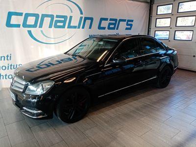 käytetty Mercedes C180 CDI Premium Business Avantgarde Automat