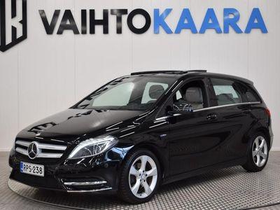 käytetty Mercedes B200 CDI BE Aut. Premium Business Sport Paketti # Hieno Suomi-Auto # Xenon, Panoraama, Bluetooth, Tut