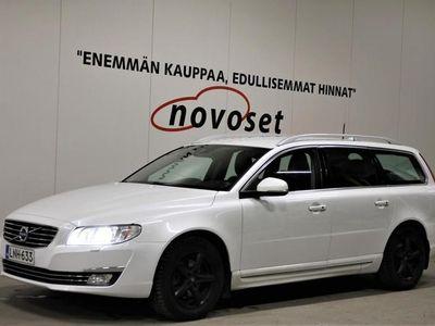 käytetty Volvo V70 D4 133kW Classic Business A *TÄSTÄ EDUKAS SUOMI-VOLLE SUPERVARUSTEILLA! KATSO!*
