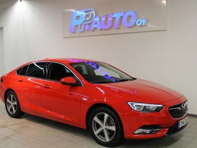 käytetty Opel Insignia Grand Sport Enjoy 1,5 Turbo Start/Stop 121kW AT6 - Black Friday korko 0,99% - kasko -33% - 1.erä hel