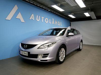 käytetty Mazda 6 1.8 Elegance Business SportWagon KORKO: 2,95%! KASKO -30%!