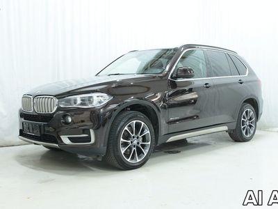 käytetty BMW X5 F15 xDrive40d A *7-PAIKKAA, NAHKAT, PANORAAMA, NAVI, KOUKKU YMS.*