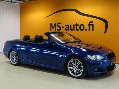 käytetty BMW 335 Cabriolet i #M-Sport #Manuaali #Kovakatto #Katsovarusteet *KORKO 0,9%*