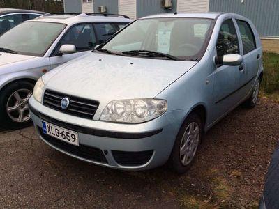 käytetty Fiat Punto 4D HATCHBACK 1.2 16V KATS.9.11.2020