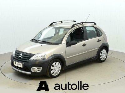 käytetty Citroën C3 *SIISTI* 1.6i 16v Exclusive 5d Rahoituksella!