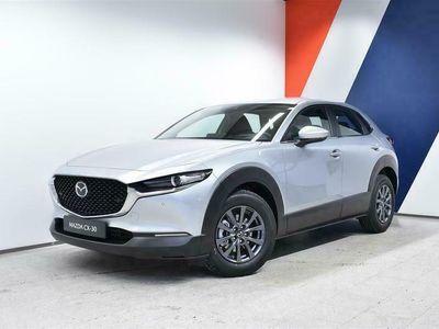käytetty Mazda CX-30 2,0 (150hv) M Hybrid Skyactiv-G Vision Plus AT, MET.VÄRI, TALVIRENKAAT 0€